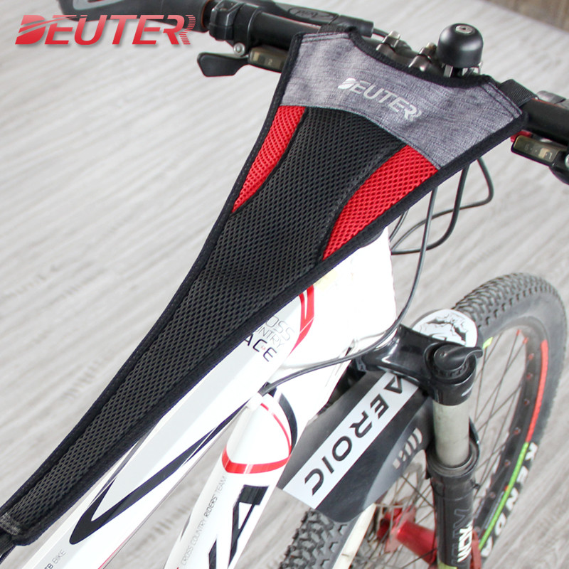 Sweat Absorb Cover Of Bike Trainer Sweat Net Frame Guard The Strip To Keep Sweat Off On Bicycle Trainers Rollers