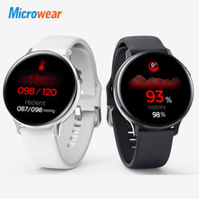 DT NO.1 1 DT78 Smart Horloge Waterdicht IP68 1.3inch Sport Mannen Vrouwen Wearable Running track oproep herinnering Horloge