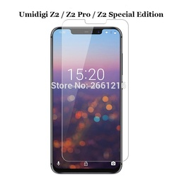 На Алиэкспресс купить чехол для смартфона tempered glass for umidigi z2 pro special edition screen protector 9h 2.5d explosion proof protective phone film z2 case glass