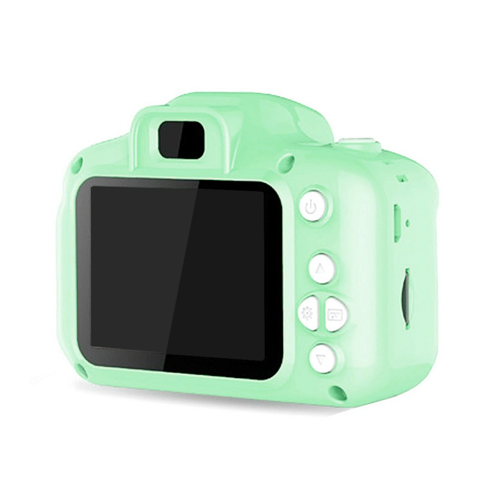 H8d8b725a9b5c45c5b7edf6d26c44a933f Rechargeable Kids Mini Digital Camera 2.0 Inch HD Screen 1080P Video Recorder Camcorder Language Switching Timed Shooting #S