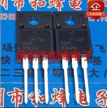 Livraison gratuite 20 pièces FDPF33N25T TO 220F 250V 33A