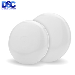 Plafonnier Led ultramince circulaire, montage en Surface sur panneau, lumière blanche chaude/froide, montage en Surface sur panneau, 9/13/18/24/36/110V, AC 85/220V