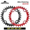 VXM 104BCD Bicycle Crank Chainwheel Bike Chainwheel 30T32T/34T/36T/38T Round Oval MTB Road Bike Chainring for shimano parts