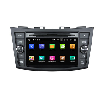 """KLYDE 7""""2 Din Android 9.0 Car Radio 8 Core For Suzuki SWIFT 2011-2012 Car Multimedia Player 1024*600 DVD Player Car Stereo Audio"""