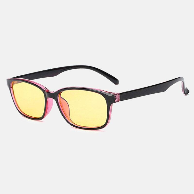 Black pink yellow