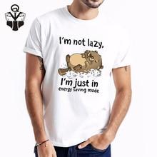 QIM 2019 New Men T shirt Summer Fashion Animals Print Shirt O-Neck Short Sleeve T-shirt Fashion Wholesale Short Sleeves Top tee round neck cross print short sleeves t shirt for men
