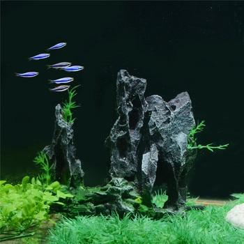 Rock Aquarium Cave Stone Landscaping  2