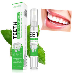 Professional 1 Pcs Teeth Whitening Pen Cleaning Serum Remove Stains Tools Whiten Teeth TSLM1