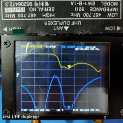 Для NanoVNA V2 3GH векторный сетевой анализатор цифровой сенсорный экран Hf Vhf Uhf Uv 50KHz-900MHz антенный анализатор заряжаемый