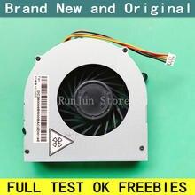 New CPU laptop cooling fan Notebook Cooler radiador do dissipador de calor para LENOVO Ideapad G470AP G570 G475 G570AH 20078 G570AX G570GX
