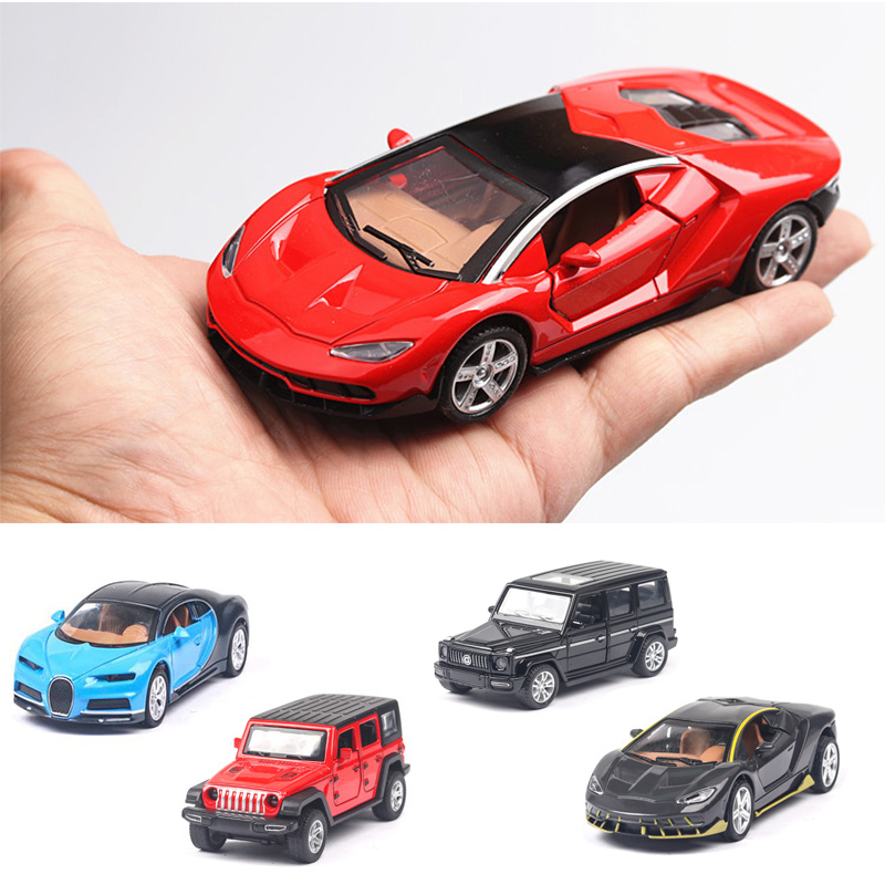 1:36 Toy Car For Cake Birthday Metal Toy Alloy Car Diecasts & Toy Vehicles Car Model Miniature Scale Model Car Toys For Children