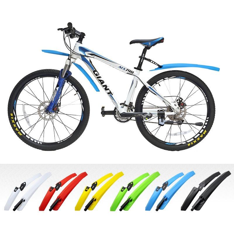 Bicycle Fender Quick Release Mountain Bike Rain Block Board Universal 26-Inch Lengthen Cement Tile Fender Accessories Equipment