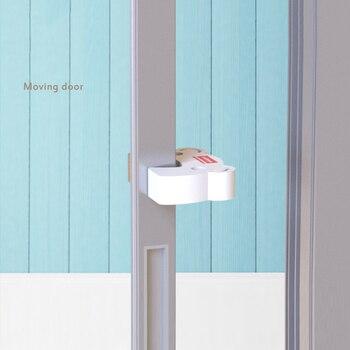 2pc Cartoon Door Stopper Baby Safety Door Block Door Clip Anti-pinch Hand Baby Safety Door Card Baby Safety Accessories Dropship 3