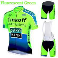 Tinkoff Pro Team Summer Cycling Sets Ropa Ciclismo High Quality Clothing Kit Men Triathlon Skinsuit Skying Bike uniform