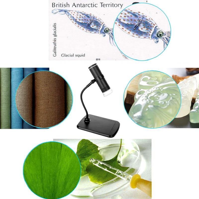Image 5 - 1000X Digital Microscope HD 1080P LED USB WiFi Microscope Mobile Phone Microscope Camera for Smartphone PCB Inspection ToolsMicroscopes   -