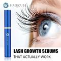 HAIRCUBE Eyelash Growth Serum Mascara Lengthening Eyelash Enhancer Natural Herbal Eyelash Growth Thick Curling Treatments