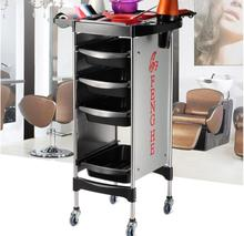Hairdressing cart hair salon tool cart multi-function barber shop ironing and dyeing cart cheap Andessoer CN(Origin) Salon Trolley Commercial Furniture Salon Furniture