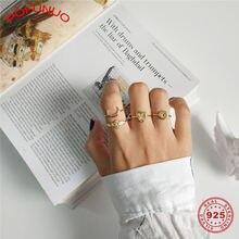 Женское кольцо pofunuo из стерлингового серебра 925 пробы модное