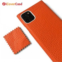 for iPhone 11 Genuine Leather Cases 11 P