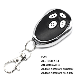 Image 2 - Gate control Alutech AT 4 AR 1 500 AN Motors AT 4 ASG1000 remote control 433.92MHz rolling code 4 channel