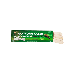 Image 3 - 6 tablets Wax Worm Killer wood chips kill beehive nest worm Special bee medicine for beekeeper No harm to bees beekeeping tools