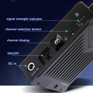 Image 5 - Feidu fwt 200pro 4 18kデュアルhdmiワイヤレス伝送 2106 30 60hzのhd画像ビデオキヤノン、ソニーのデジタルカメラpk hollyland