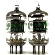 Hoa Kỳ Mới GE 5654W Ống Nâng Cấp 6J1 / 6m1 / EF95 / 403A / 6AK5 / 403B / CV4010