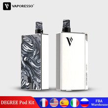 Vaporesso Original Vape DEGREE Pod Kit with 950mAh Built in battery Replaceable