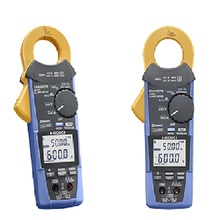HIOKI CM4372 True RMS 600 A AC/DC Clamp Meter with Built-In Bluetooth Wireless Technology for Advanced Applications