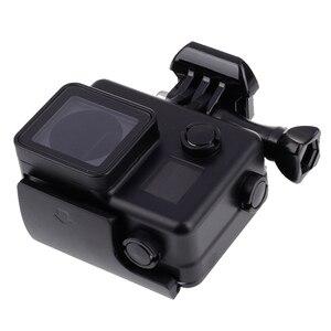 Image 5 - أسود KingKong العلب مقاوم للماء الحال بالنسبة GoPro بطل 4 3 + أسود عمل الكاميرا تحت الماء العلب الحال بالنسبة الذهاب برو الملحقات