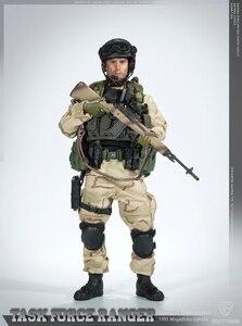 Image 5 - CrazyFigure LW005/LW006 1/12 US Delta Special Force mistrz sierżant Rangers zadanie 1993 mężczyzna żołnierz figurki