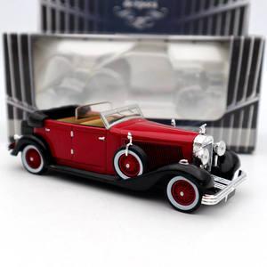 Image 5 - Автомобили эпоки 1/43 Hispano Suiza H6C 1934 литые модели классических автомобилей коллекционные игрушки