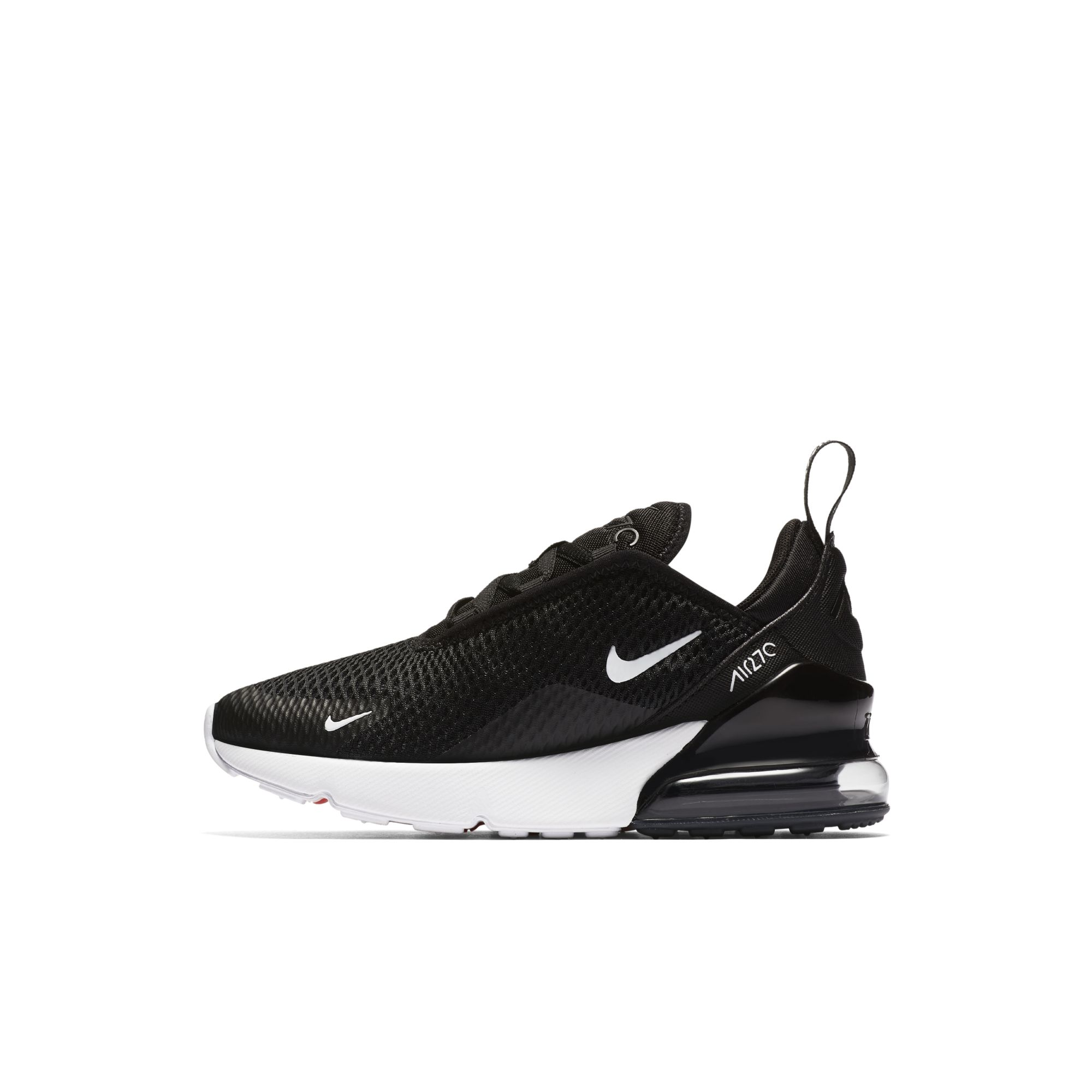 NIKE AIR MAX 270 enfants Original enfants chaussures de course Sports confortables en plein AIR maille baskets #943345 - 2