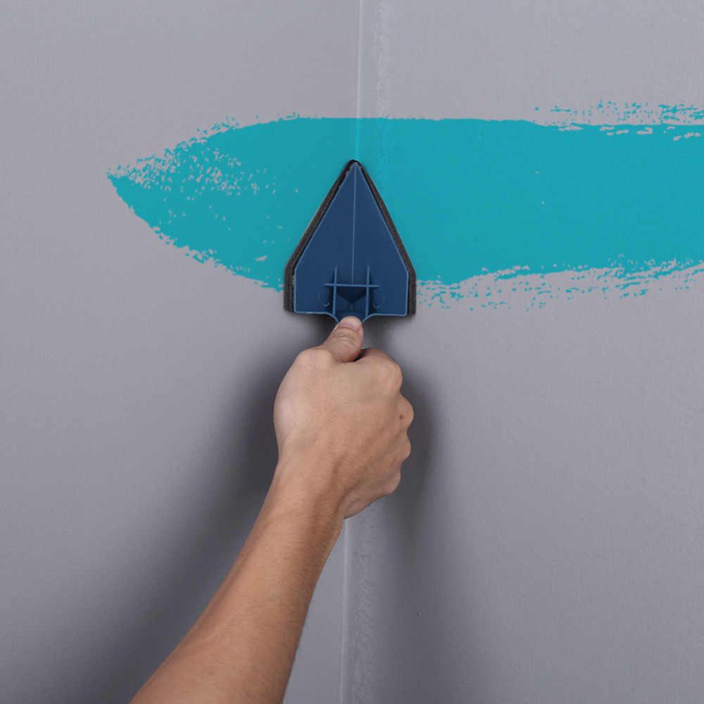 8 Buah/Set Multifungsi Dinding Roller Cat Sudut Sikat Menangani Alat Rumah Tangga DIY Mudah Dioperasikan Lukisan Sikat Kit