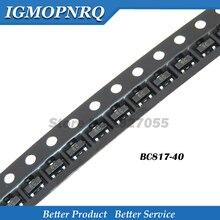 100pcs BC817-40 BC817 SOT-23 SOT 817-40 6C NPN SOT23-3 general purpose transistor New  6C