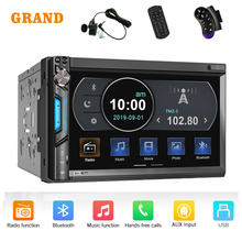 2Din Universele 71BT Autoradio Mirrorlink Bluetooth 2din 7 Inch Auto Stereo Touch Screen Autoradio MP5 Met Fm Usb Sd mirrorlink
