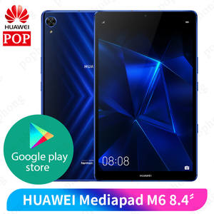 Huawei 128GB Tablet Octa-Core Google Android-9.0 Original Play M6 Kirin980 6GB 6100mah