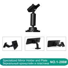 Supporto DVR per auto per DVR per auto supporti specchietto retrovisore supporto DVR supporto per registratore GPS per auto staffa Dash Cam personalizzabile