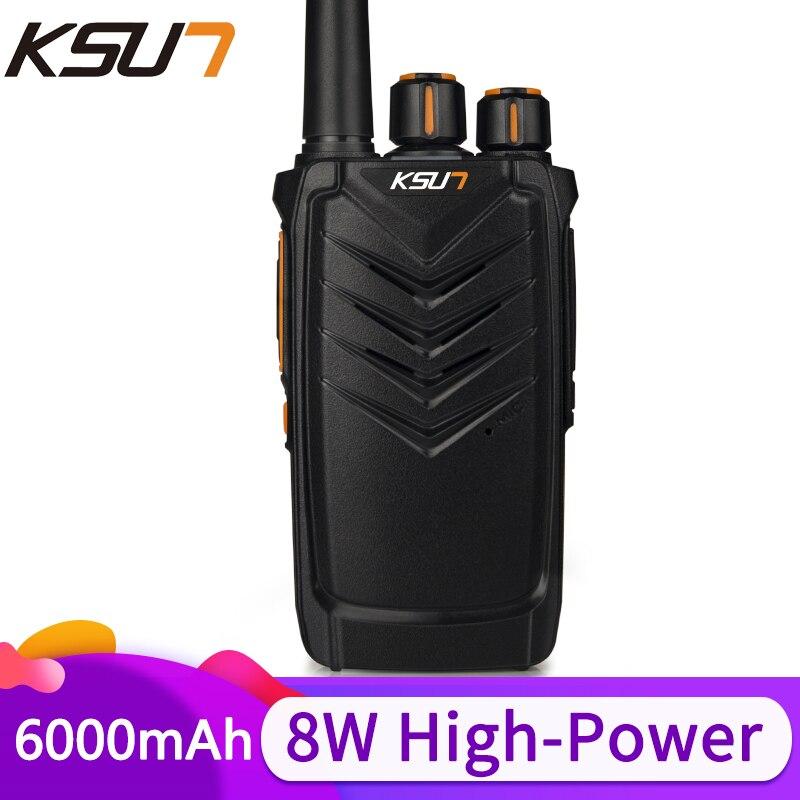 Переносная рация KSUN UHF, Любительская радиосвязь, высокочастотный трансивер, радиопередатчик, двусторонняя радиосвязь, рация