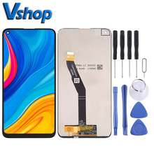 Enjoy 10 LCD Touch Screen Digitizer Full Assembly for Huawei Enjoy 10 ART-TL00 ART-AL00 ART-AL00X LCD Display Replacement Parts