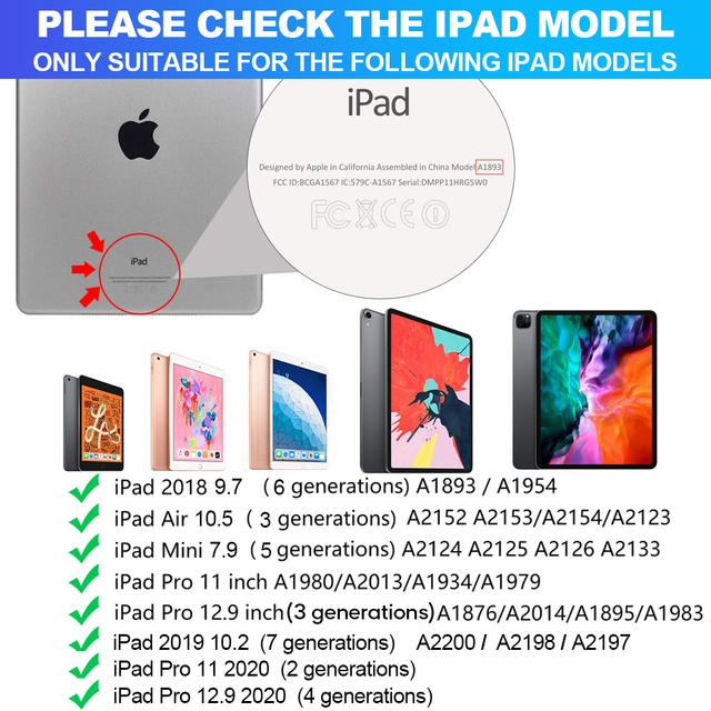 For Apple Pencil 2 Stylus Pen For iPad Pro 11 12.9 2020 9.7 2018 Air 3 10.2 2019 Mini 5 For iPad Pencil with Palm Rejection Pen 5
