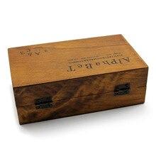Escritura Regular 70 piezas Vintage alfabeto número símbolo DIY madera 70 piezas desarrollar inteligencia
