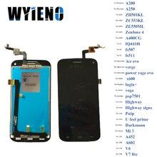 Écran tactile LCD pour ASUS S60 ZB501KL ZC553KL ZE550ML Zenfone 4 A400cg, connexion + Vega, assemblage complet