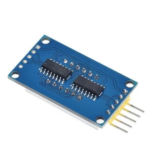 Image 4 - Tubo Digital TZT de 4 Bits, Módulo De Pantalla LED de cuatro series para controlador Arduino 595
