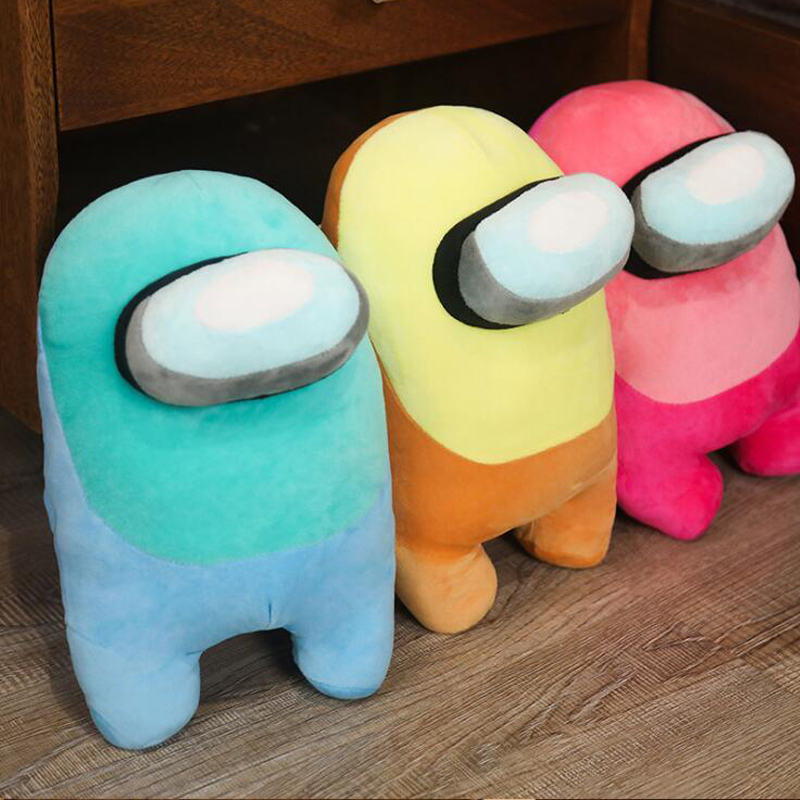 Toys Dolls Plush-Toy Christmas-Gift Us-Game Stuffed Kawaii-Figure Peluche Among 20cm