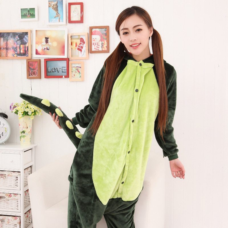 Kigurumi Onesie Adult Anime Men Women Unicorn Sleepwear Pajama Soft Fancy Dinosaur Unicornio Pijima Overall Nightwear Onepiece