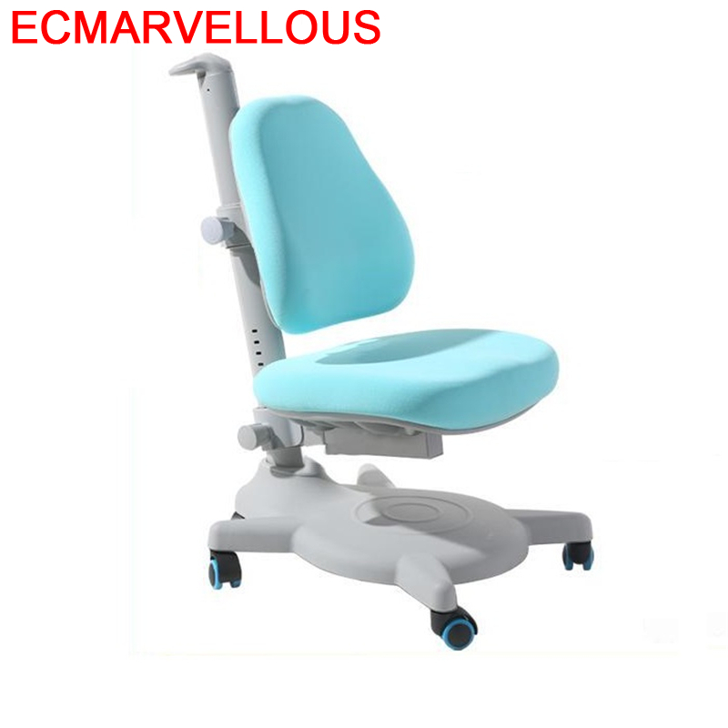 Dinette Study Kinder Stoel Mueble Infantiles Adjustable Baby Cadeira Infantil Chaise Enfant Kids Furniture Children Chair