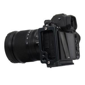 Image 5 - Plaque de dégagement rapide chaude 3C Quick Xtendable L forme prise de main verticale Qr support de support de caméra pour Nikon Z7 Z6 arca swiss Rrs