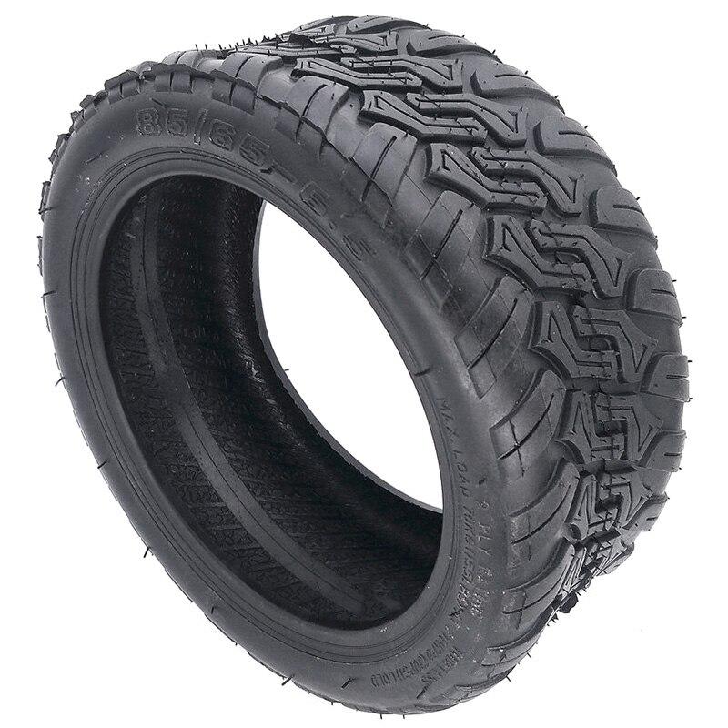 85/65-6.5 전기 균형 스쿠터 오프로드 튜브리스 타이어 diy 미니 프로 균형 스쿠터 미니 스쿠터 타이어