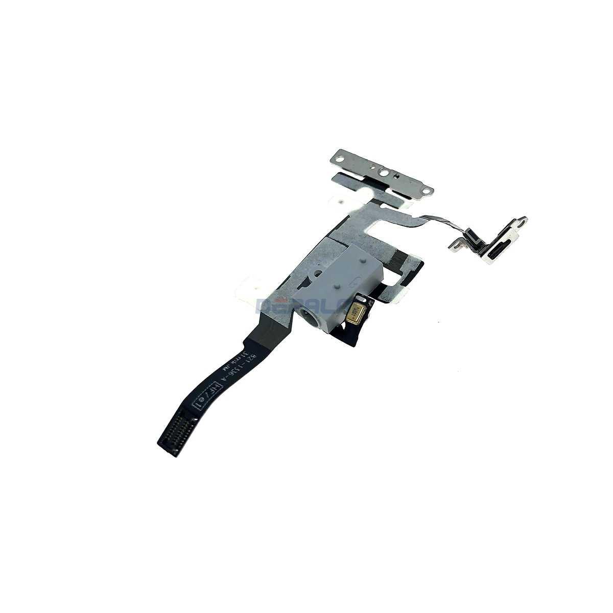 באיכות גבוהה עבור iPhone 4G 4S נפח כפתור מתג הפעלה כבוי כפתור מפתח להגמיש כבל